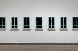 Sturtevant ('Duchamp Fresh Widow', 2012)