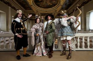 Performing for the King: The Making of a Court Masque