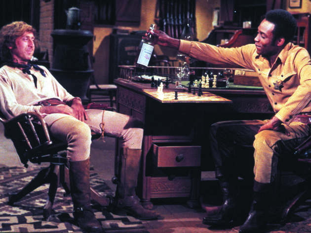 The 50 greatest westerns, best western movies, Blazing Saddles