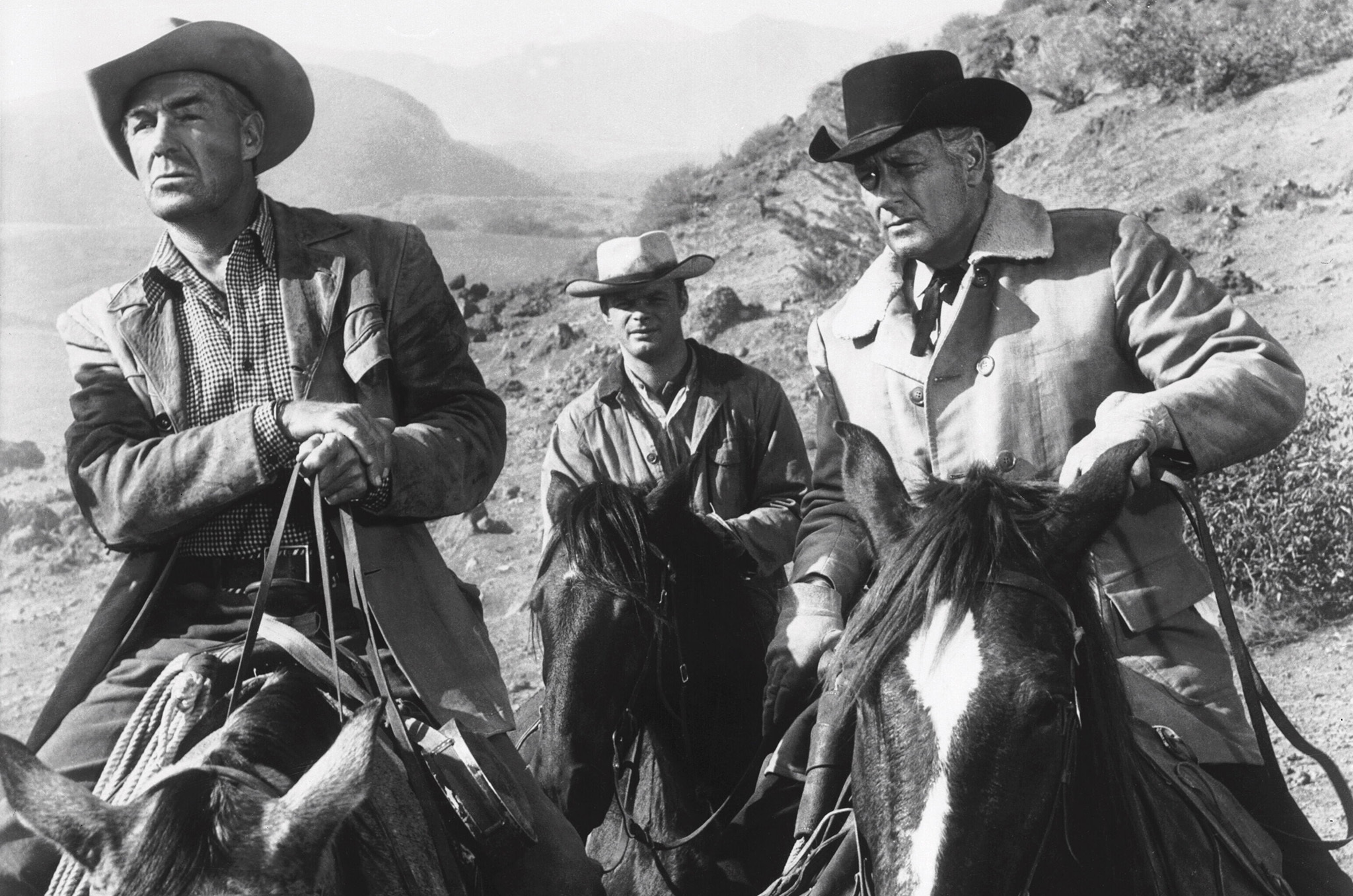 The 50 greatest westerns, best western movies, Ride the High Country