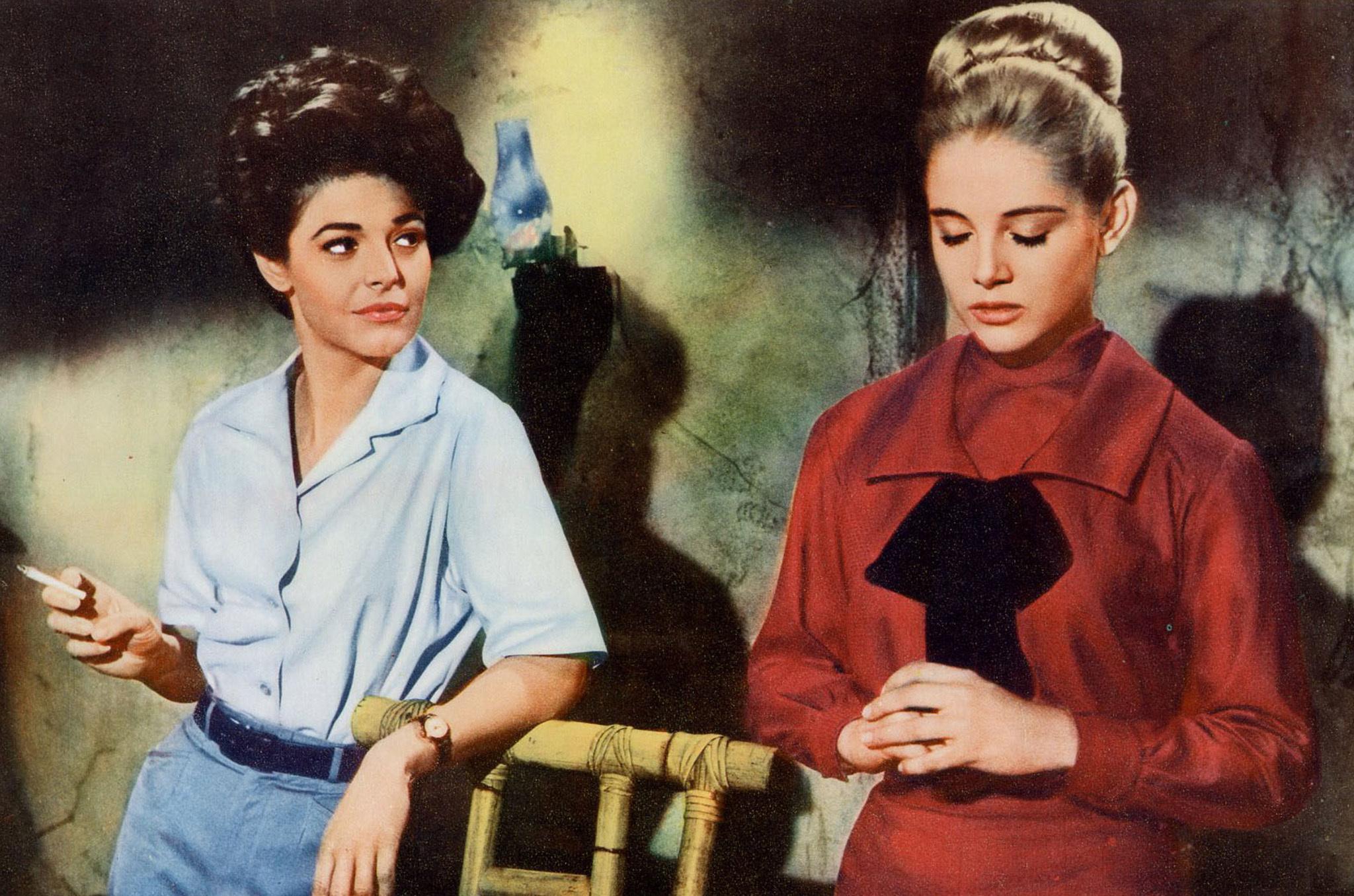 Seven Women (1966)