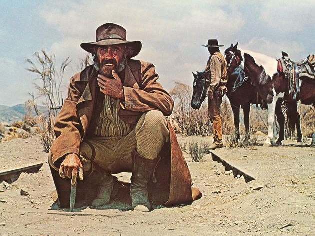 The 50 greatest westerns, best western movies, Once upon a time in the west