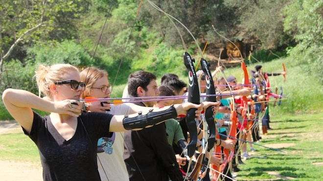 Master the art of archery