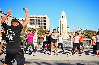 Free DTLA Summer Workouts