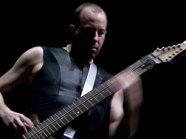 Alterna Jazz presenta: Alonso Arreola + Trey Gunn + Michael Manring