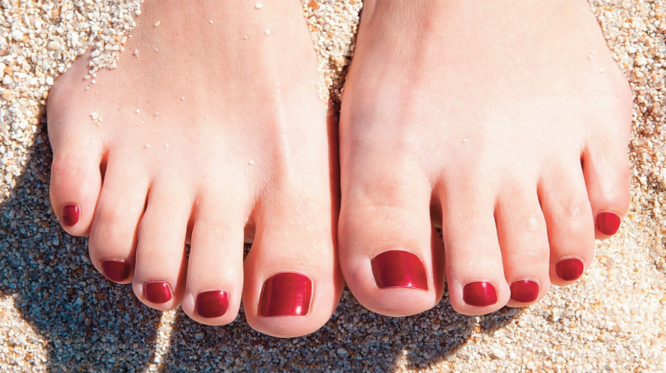 London's best pedicures