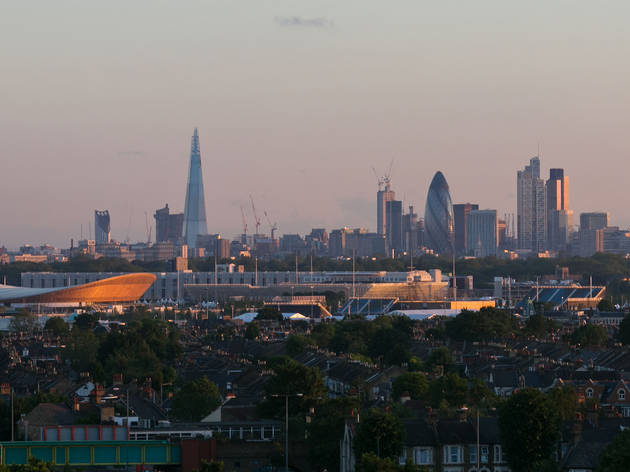 Sunset Over London: Tower Tours of St John's Church