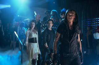 The Mortal Instruments: City of Bones: movie review