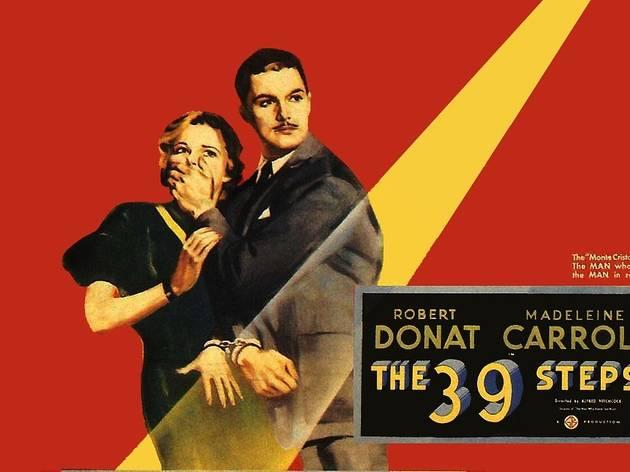 Les 39 Marches (10 films gratuits à voir en ligne)
