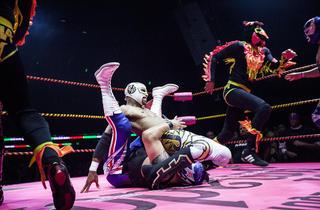 El Jimador at Lucha VaVOOM