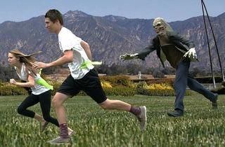 Zombie Blood Run
