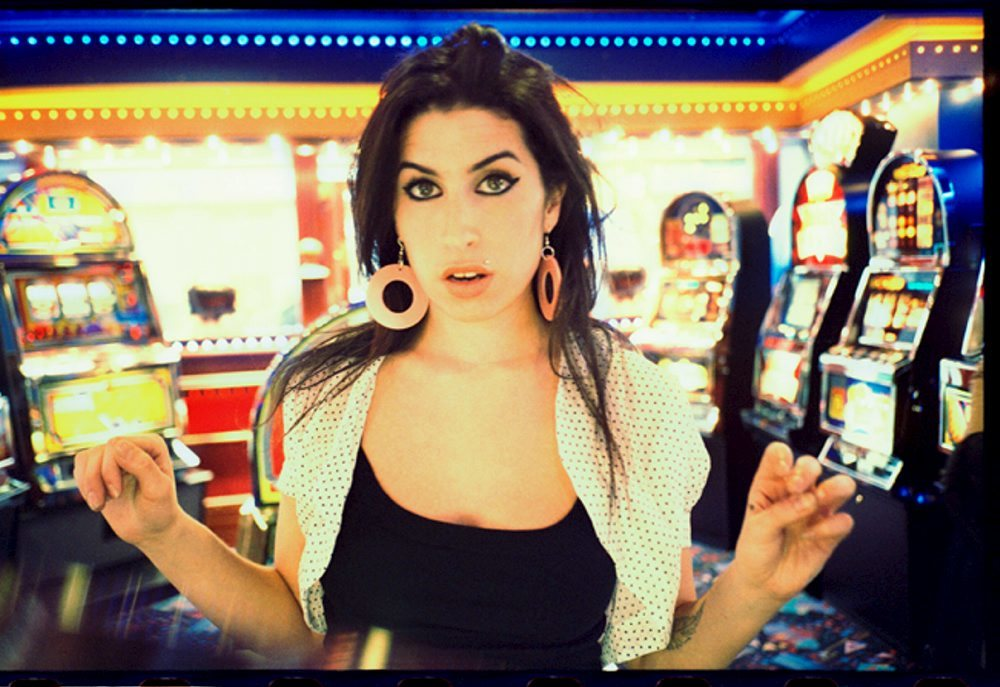 'Amy Winehouse: For You I Was A Flame' exclusive pictures