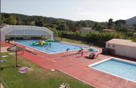 Complex Esportiu Valldoreix piscina