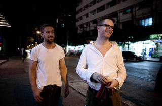 Nicholas Winding Refn, director of Only God Forgives