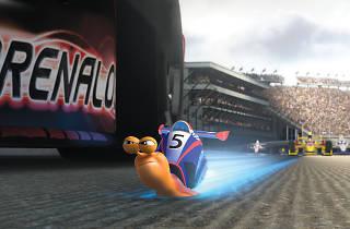Turbo: movie review