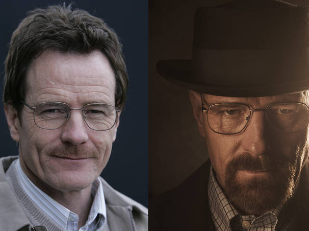 """From Mr. Chips to Scarface: Walter White's Transformation in Breaking Bad"""