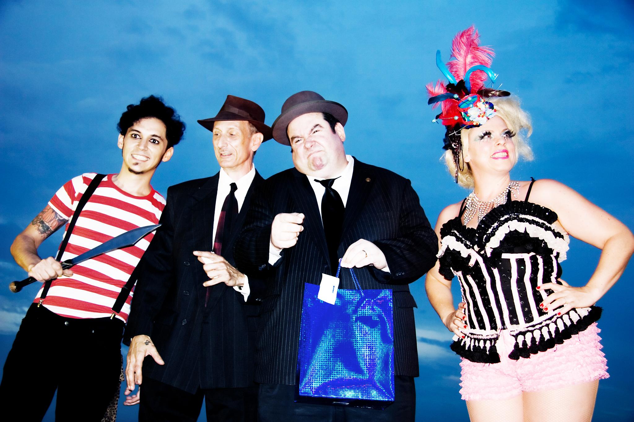 Coney Island Talent Show