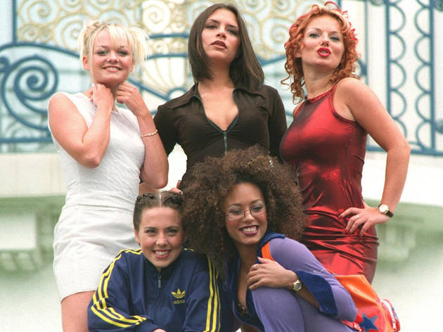 Spice World Sing-Along