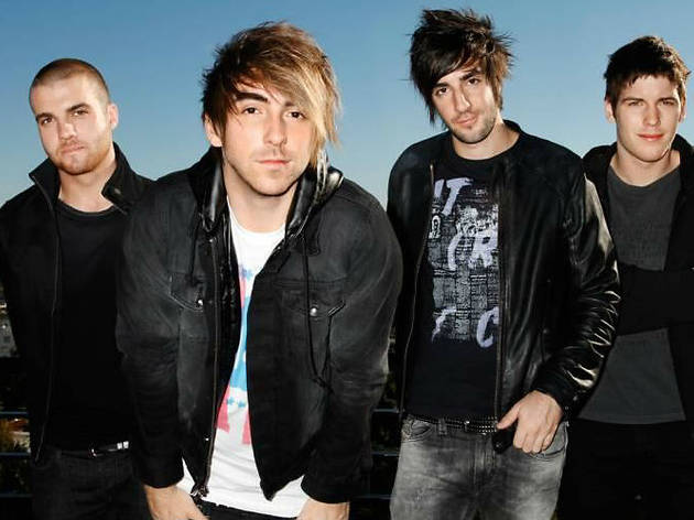 All Time Low + 3OH!3