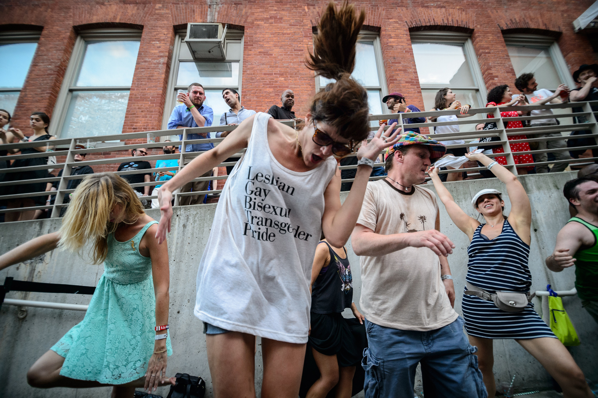 Scene spotlight: Warm Up 2013 season opener at MoMA PS1