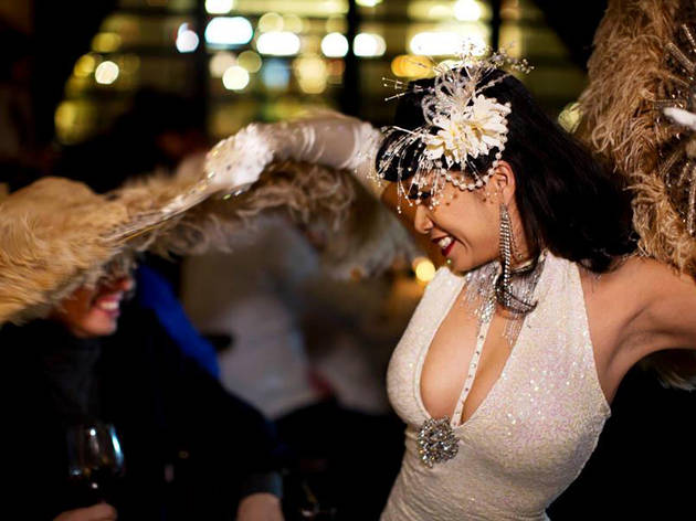 Burlesque and Cocktails