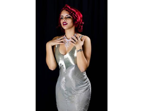 Burlesque Blitz: Intime Burlesque