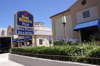 Best Western Plus Royal Palace Inn & Suites