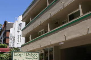 Royal Palace Westwood Hotel