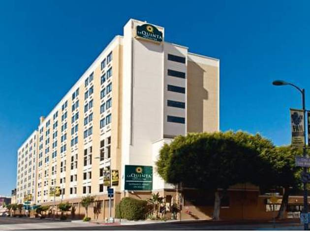 Hotels Near Lax La Quinta Inn Suites