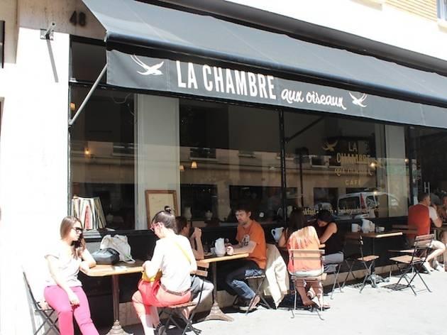 La Chambre aux oiseaux (© EP / Time Out Paris)