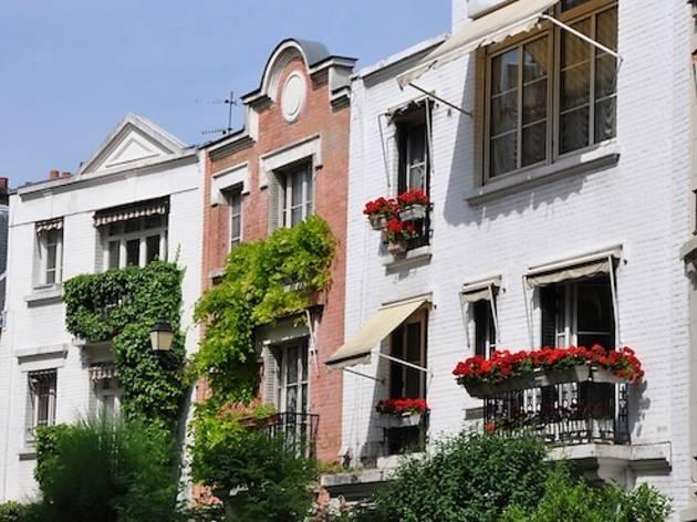 Villa Léandre (© Kevin Berthon)