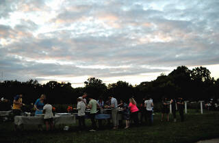 Queens Farm BBQ & Campout