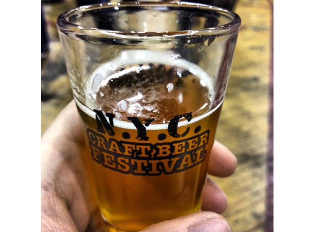 NYC Craft Beer Festival: Summer Jazz 2013
