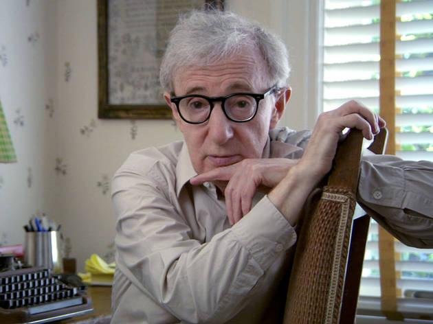 Imagine… Woody Allen