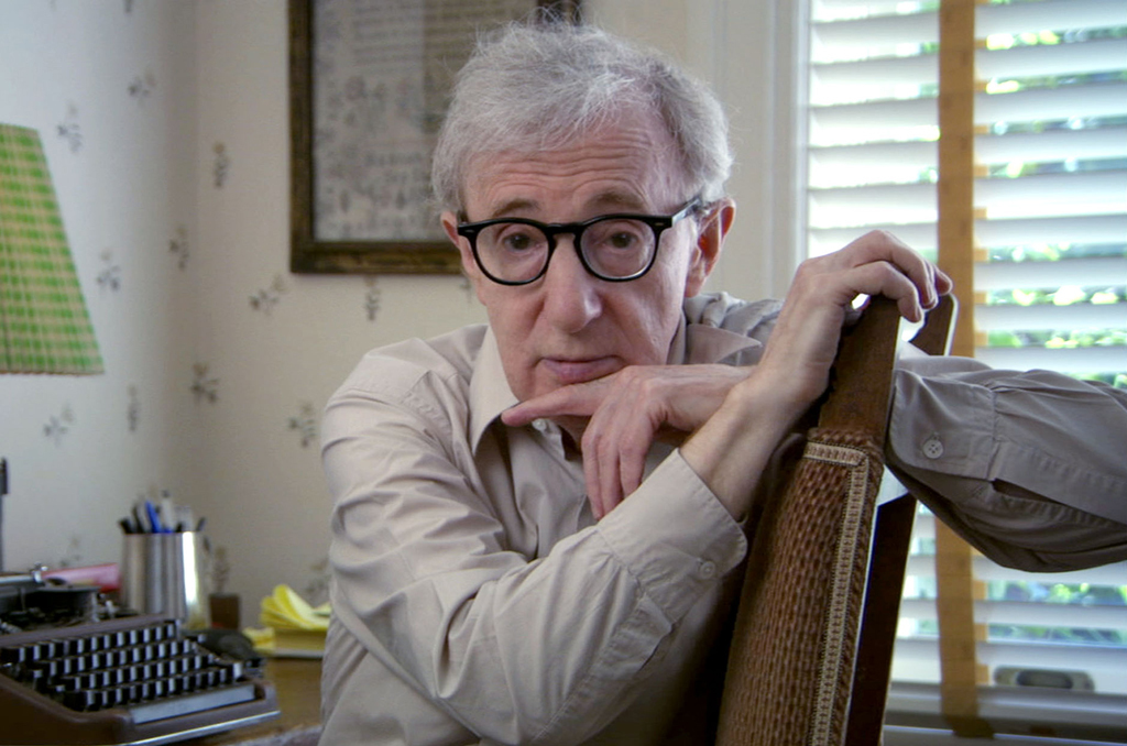 Imagine… Woody Allen