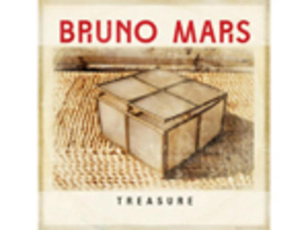 """Treasure"" by Bruno Mars"