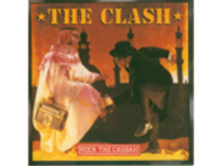 """""""Rock the Casbah"""" by the Clash"""