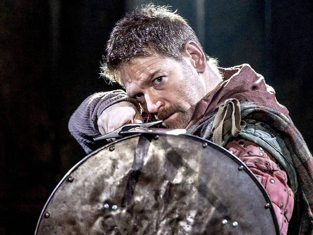 Kenneth branagh, Macbeth