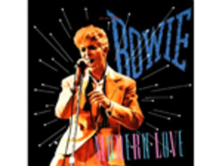 """""""Modern Love"""" by David Bowie"""