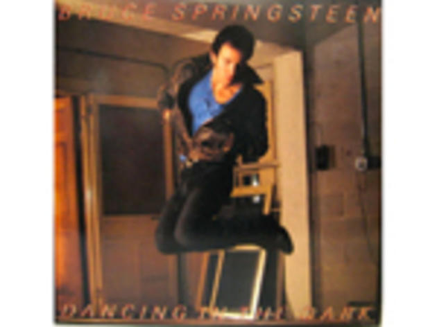 """Dancing in the Dark"" by Bruce Springsteen"