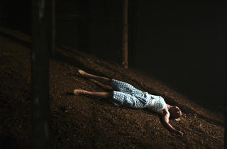 Punchdrunk, The Drowned Man (© Travis Hodges)