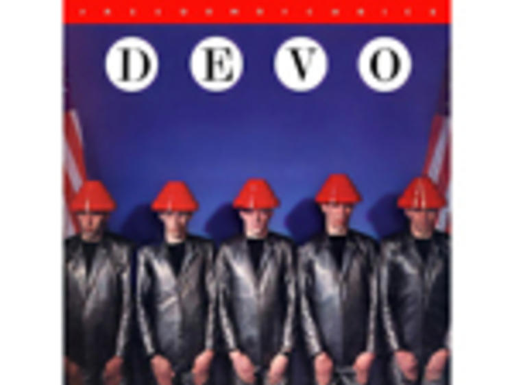 """""""Whip It"""" by Devo"""