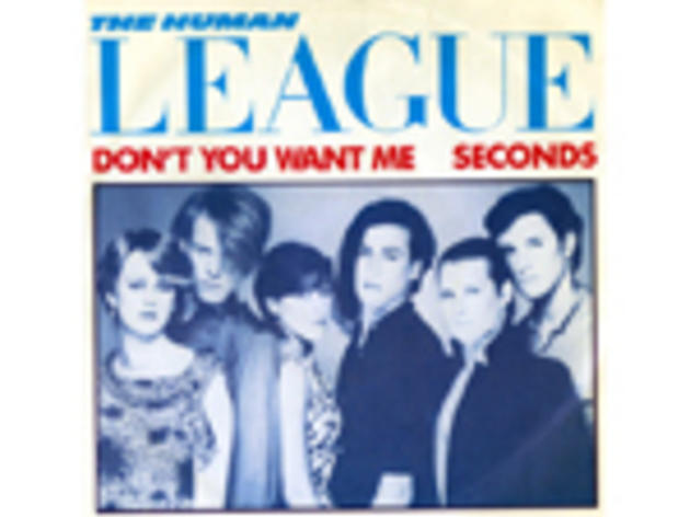 """Don't You Want Me"" by the Human League"