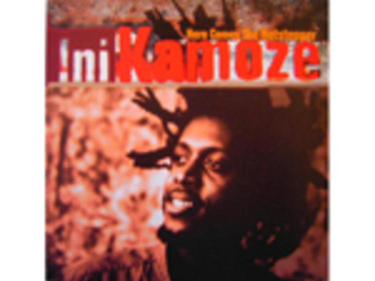 """""""Here Comes the Hotstepper"""" by Ini Kamoze"""