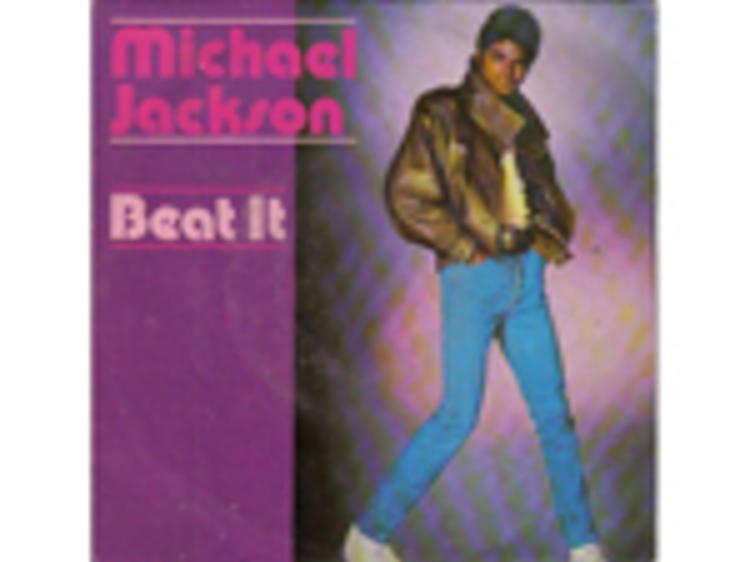 """Beat It"" by Michael Jackson"