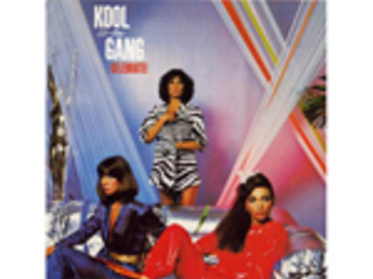 """""""Celebration"""" by Kool and the Gang"""
