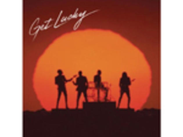 """Get Lucky"" by Daft Punk"