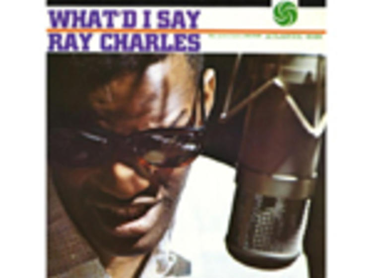 """""""What'd I Say"""" by Ray Charles"""