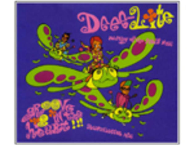 Groove Is in the Heart - Deee-Lite