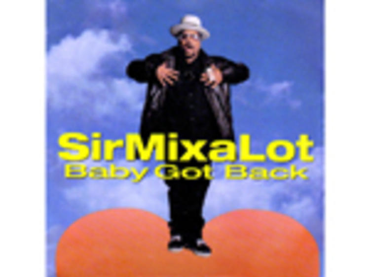 """""""Baby Got Back"""" by Sir Mix-a-Lot"""